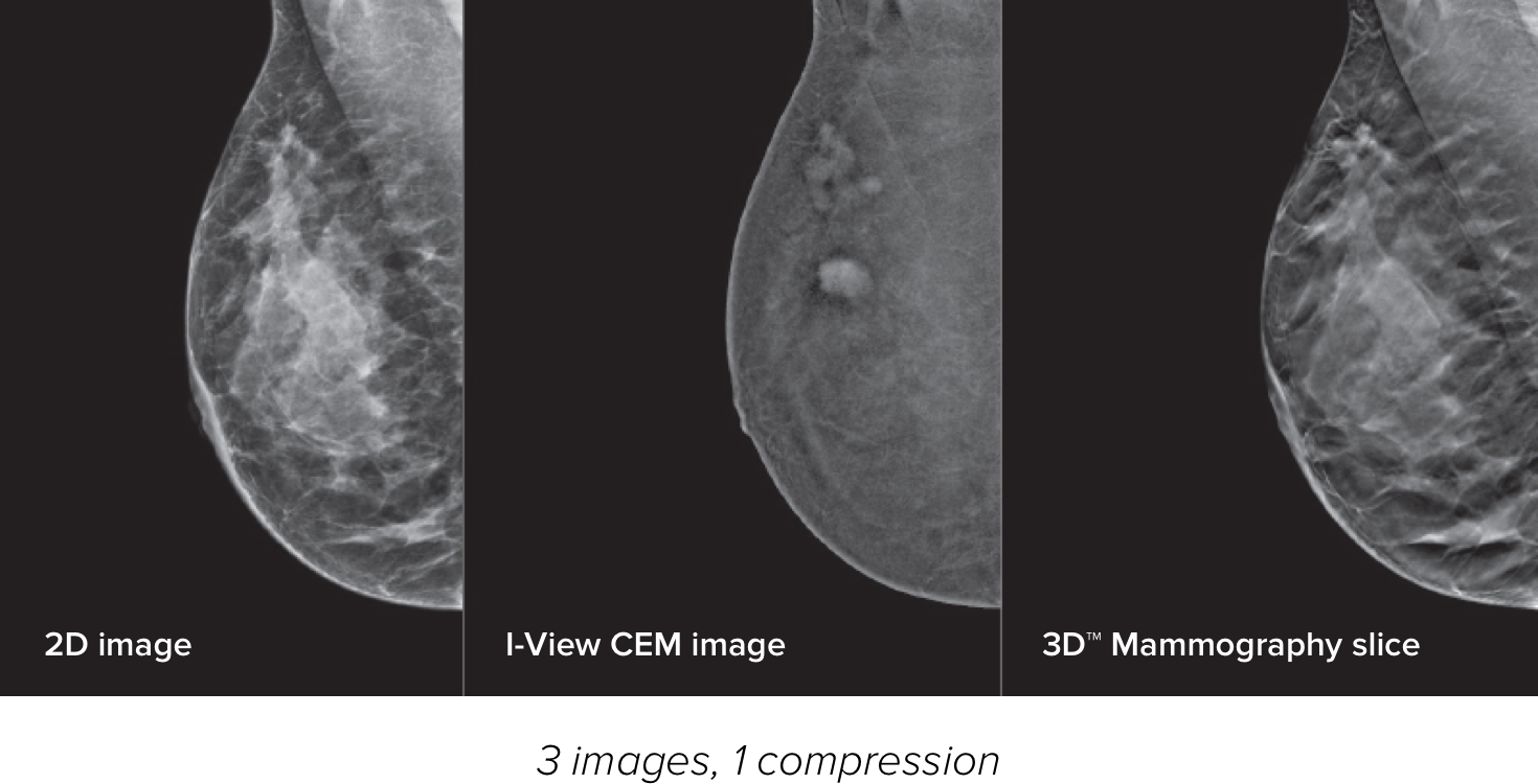Detect cancers often not visible on standard mammograms